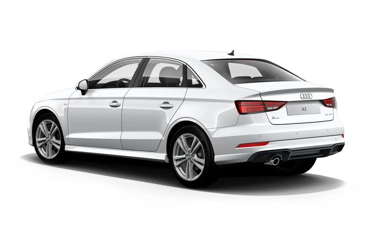 Audi A3 35 Saloon 4Dr 1.5 TFSI 150PS Edition 1 4Dr Manual [Start Stop] back view