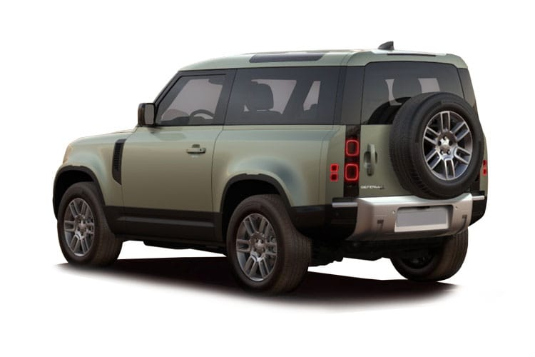 Land Rover Defender 110 SUV 5Dr 2.0 P 300PS X-Dynamic SE 5Dr Auto [Start Stop] [Family Pack] back view