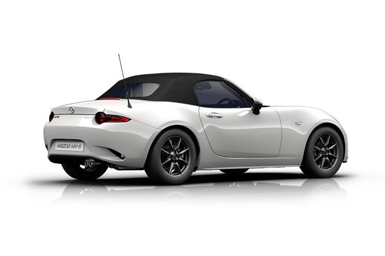 Mazda MX-5 Convertible 1.5 SKYACTIV-G 132PS SE-L 2Dr Manual [Start Stop] back view