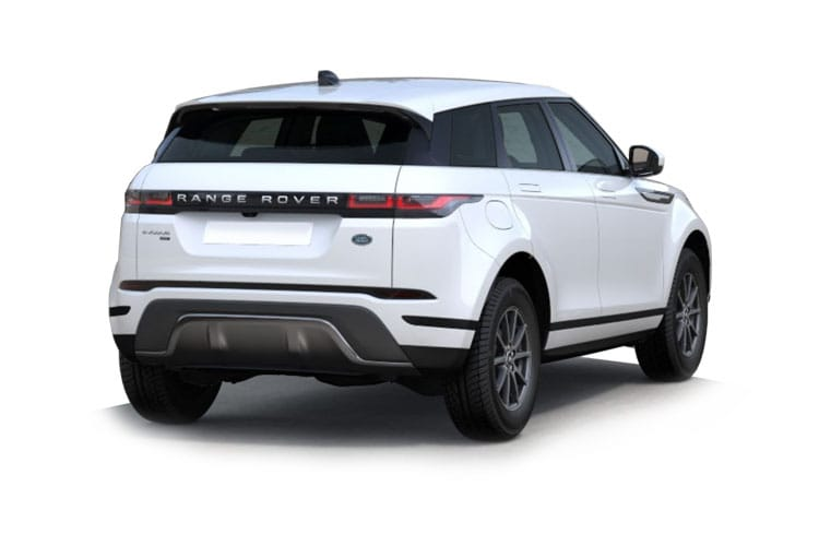 Land Rover Range Rover Evoque SUV 5Dr 2.0 P MHEV 200PS  5Dr Auto [Start Stop] back view