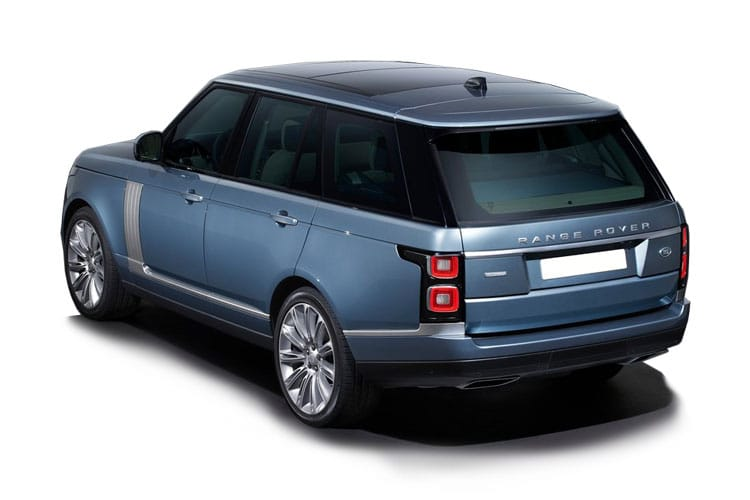 Land Rover Range Rover SUV 2.0 P400e PHEV 13.1kWh 404PS Fifty 5Dr Auto [Start Stop] back view