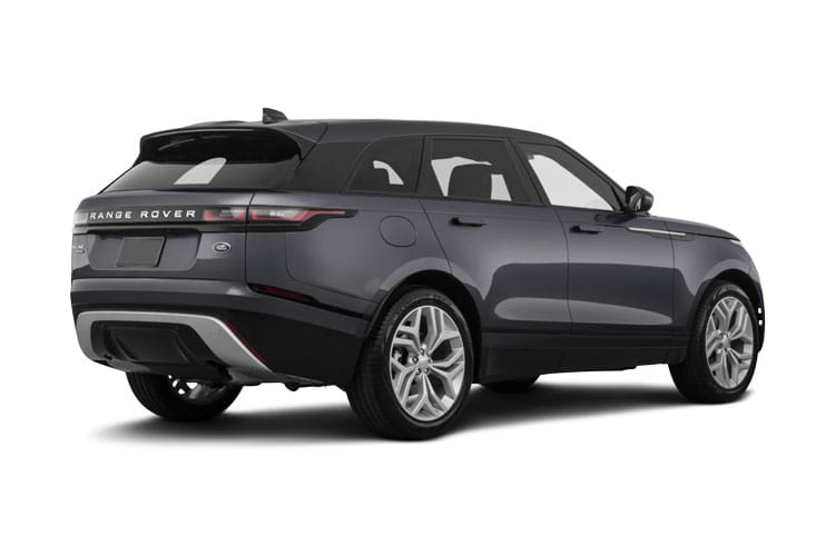 Land Rover Range Rover Velar SUV 5Dr 3.0 D V6 300PS R-Dynamic S 5Dr Auto [Start Stop] back view