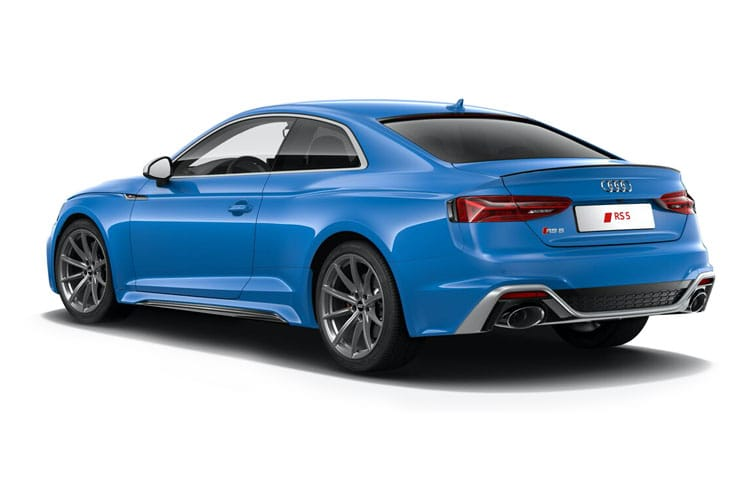Audi A5 45 Coupe quattro 2Dr 2.0 TFSI 265PS Edition 1 2Dr S Tronic [Start Stop] [Comfort Sound] back view