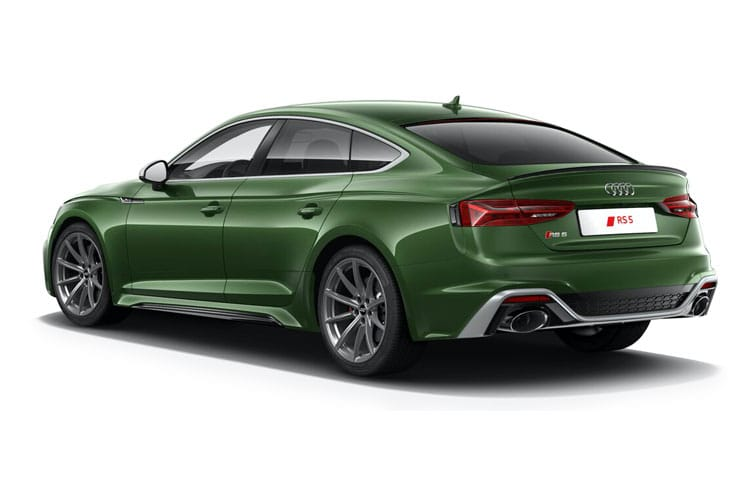 Audi A5 40 Sportback 5Dr 2.0 TDI 190PS Black Edition 5Dr S Tronic [Start Stop] [Technology] back view