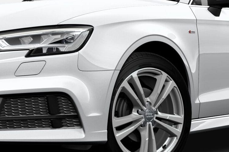 Audi A3 35 Saloon 4Dr 1.5 TFSI 150PS Edition 1 4Dr Manual [Start Stop] detail view