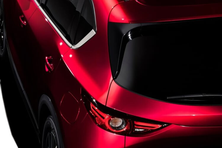 Mazda CX-5 SUV 4wd 2.2 SKYACTIV-D 184PS Sport 5Dr Auto [Start Stop] [Safety] detail view