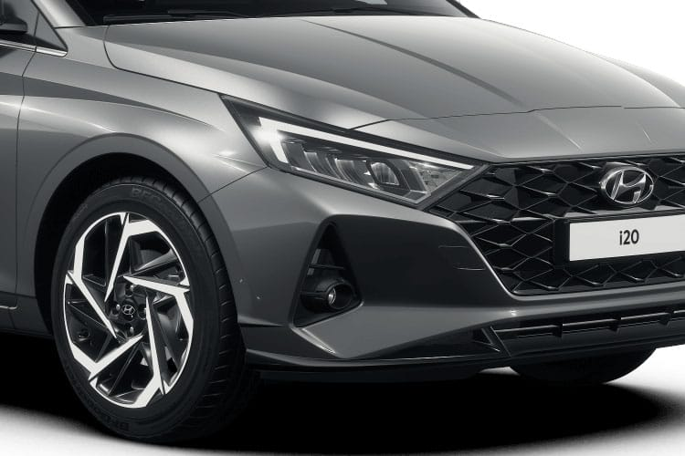 Hyundai i20 Hatch 5Dr 1.0 T-GDi MHEV 100PS Ultimate 5Dr Manual [Start Stop] detail view