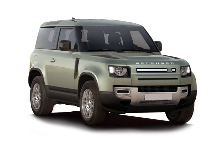 Land Rover Defender 110 SUV 5Dr 2.0 P 300PS X-Dynamic SE 5Dr Auto [Start Stop] [Family Pack] front view