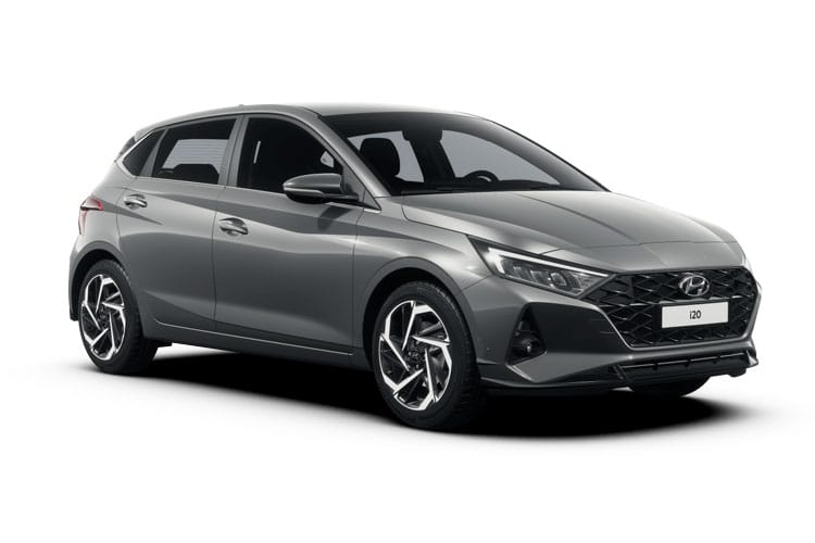 Hyundai i20 Hatch 5Dr 1.0 T-GDi MHEV 100PS Ultimate 5Dr Manual [Start Stop] front view
