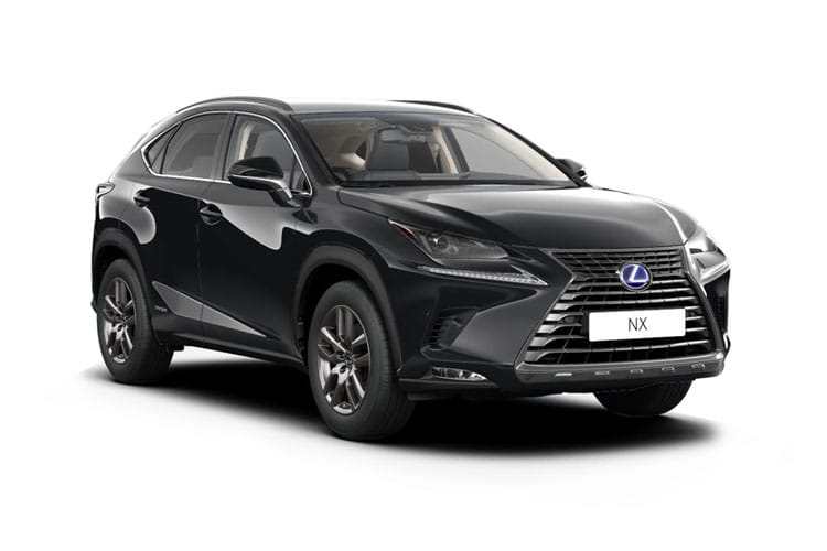 Lexus NX 300h SUV 4wd 2.5 h 197PS NX 5Dr E-CVT [Start Stop] [Premium Pan Roof] front view
