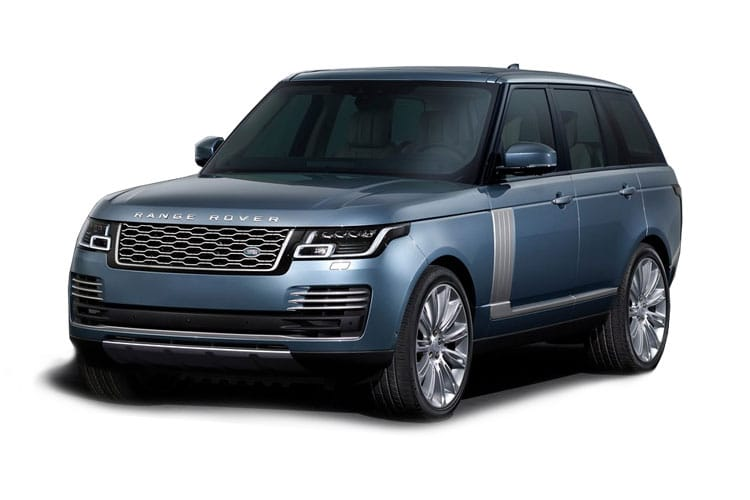 Land Rover Range Rover SUV 2.0 P400e PHEV 13.1kWh 404PS Fifty 5Dr Auto [Start Stop] front view