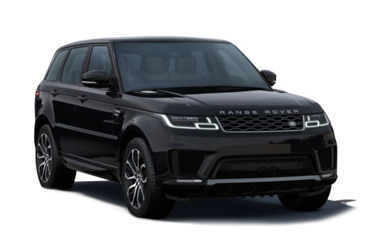 Land Rover Range Rover Sport SUV 3.0 D MHEV 300PS HSE Dynamic Black 5Dr Auto [Start Stop] [5Seat] front view