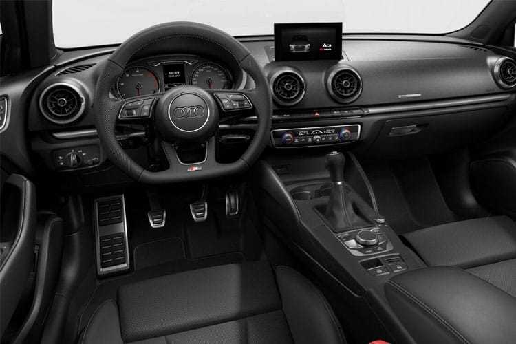 Audi A3 35 Saloon 4Dr 1.5 TFSI 150PS Edition 1 4Dr Manual [Start Stop] inside view