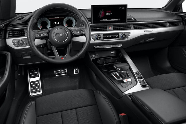 Audi A5 40 Cabriolet quattro 2Dr 2.0 TDI 190PS Sport 2Dr S Tronic [Start Stop] [Technology] inside view