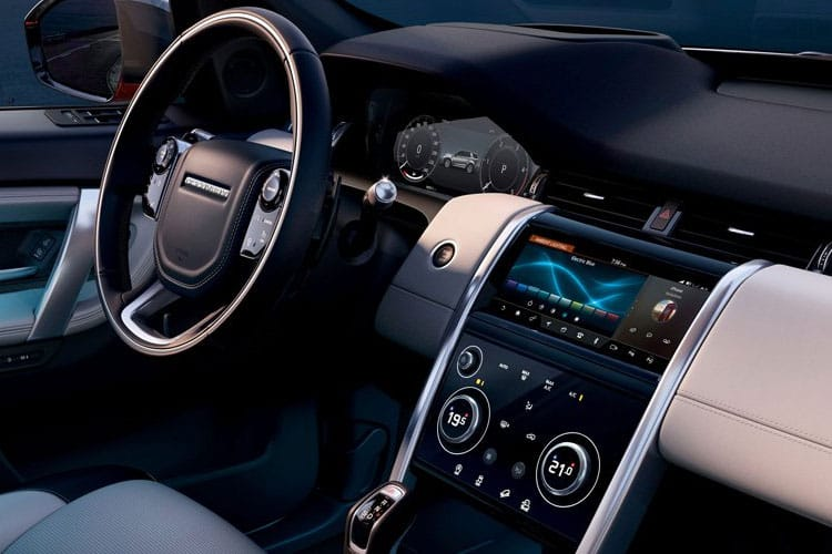 Land Rover Discovery Sport SUV 2.0 D MHEV 240PS R-Dynamic S 5Dr Auto [Start Stop] [5Seat] inside view