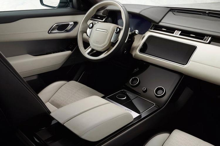 Land Rover Range Rover Velar SUV 5Dr 3.0 D V6 300PS R-Dynamic S 5Dr Auto [Start Stop] inside view