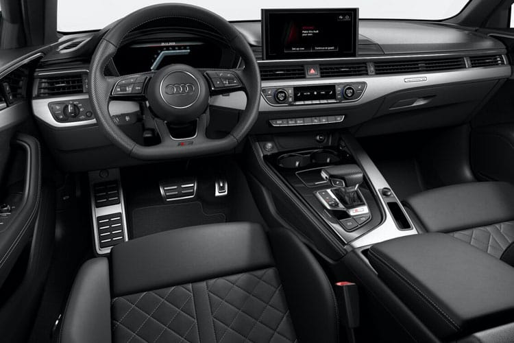 Audi A4 35 Saloon 4Dr 2.0 TFSI 150PS Sport 4Dr S Tronic [Start Stop] inside view